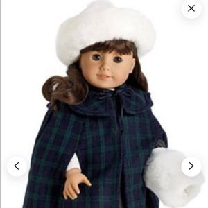 American Girl Doll Samantha's Winter Story Outfit